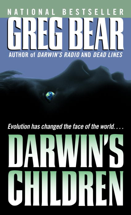 Darwin's Children By Bear, Greg