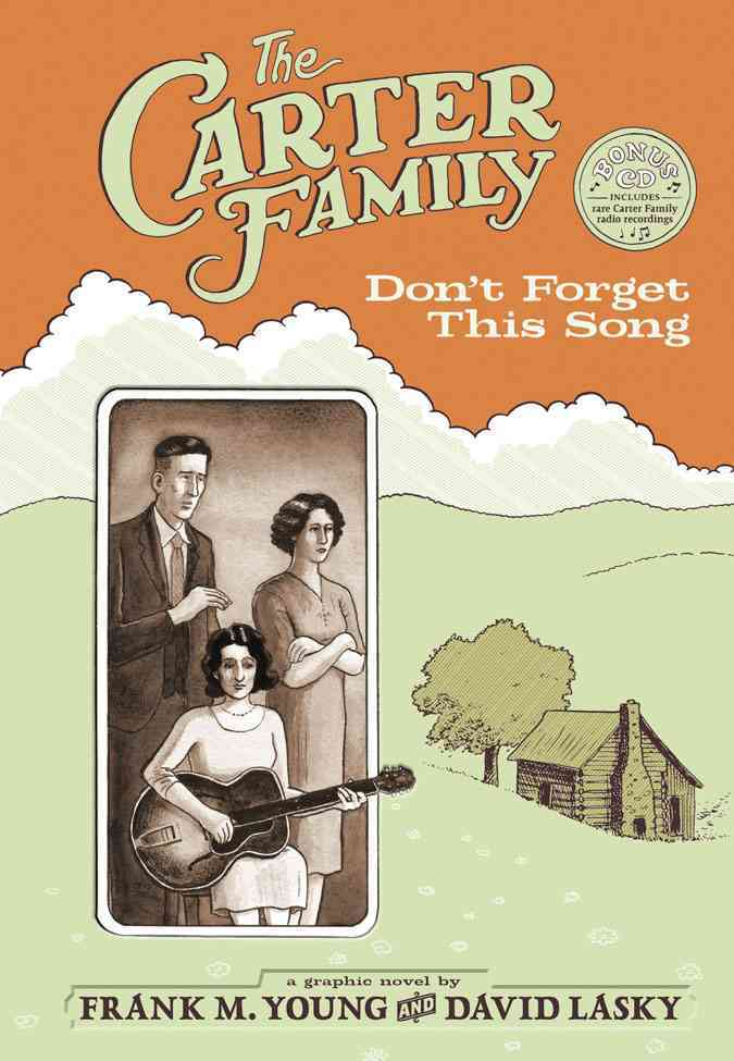 The Carter Family By Young, Frank (CRT)/ Lasky, David (CRT)