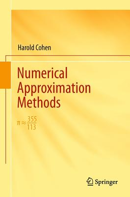 Numerical Approximation Methods By Cohen, Harold